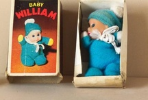 Vintage Toys / by Black Pearl Jewellery @ Antiques