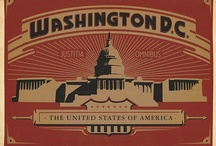 Washington DC Love / Washington is a city of Southern efficiency and Northern charm. -John Fitzgerald Kennedy