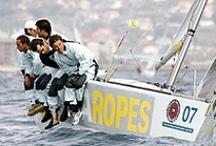 Alpha Ropes / Alpha Ropes vertegenwoordigen de absolute wereld top qua lijnen en hebben hun sporen verdiend in onder andere: America's Cup, TP52 en GP42 races, Vendee Globe en op de Olympische Spelen. De Lijnenspecialist vertegenwoordigt dit merk in Nederland en Belgie. #zeilen
