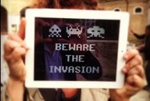 Follie degli Invasori!  / Già, i nostri Invasori sono proprio dei folli ma...dei folli super creativi!!! :D