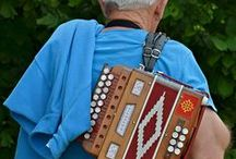 Squeezebox and other instruments