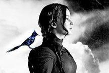 Mockingjay Fan Edits / 'Mockingjay' fan-made edits, posters and manips