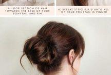 THE HAIR-DO STYLE