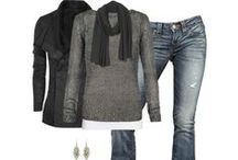 Nancy's Fall Inspiration / all the things I like, that are me, and that I would wear from this fall inspiration :)
