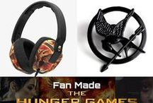 Giveaways! / Check out the latest Hunger Games Giveaways
