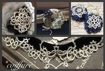 1. Tatting: Accessories & more / by kaolina