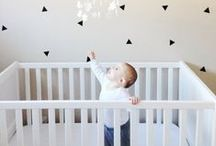 Nursery to Love / Gorgeous Nursery Ideas, Crafts, and Plans!