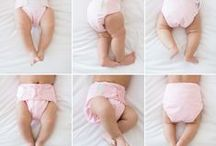 Cloth Diapers To Love / at Lovey's we LOVE Cloth Diapering -- that's why all our products are cloth diaper safe!