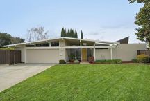 Idea of the house / I plan new construction attracted by Eichler homes. A hint of that purpose is received.  / by FIVESTAR