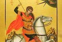 Icone di Maria Galie / Icone realizzate da Maria Galie www.mariagalie.it