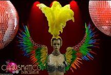 Showgirl Diva Costume Set