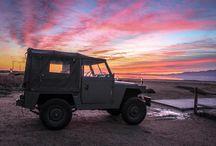 COCHES - Militares antiguos / Tienen cabida cualquier coche militar con un mínimo de 25 años de antigüedad. Ya sea restaurado o fotos originales de época.