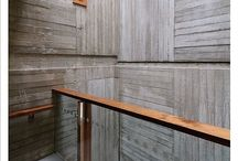 Concrete & Architecture / Arquitectura y hormigon