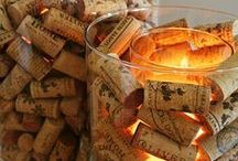 CORK AND RECYCLING - DIY