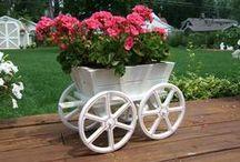 Epic Topiary Garden Art
