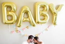 Baby Reveal Ideas To Love / Whether it's a Pregnancy Announcement or a Gender Reveal, we love all the cute, clever, and creative ways people are sharing the big news these days!