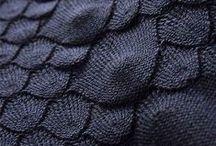 Knitting / Stricken, Häkeln