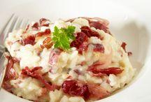 COCINA - RISOTTO / Todo tipo de platos con arroces pero en especial risottos