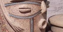 Objetos Ceramicos / Principalmente objetos de ceramica
