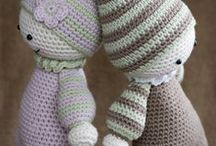 Háčkování, pletení / Háčkování, pletení