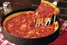 Pizza Passion / There's no better feeling in the world than a warm pizza box on your lap. -Kevin James