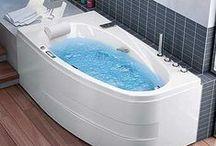 Baignoire balnéo / Découvrez notre gamme de baignoire balnéo