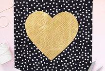Petit coeur - My little heart / Petite sélection Amour & Saint Valentin - Sélectionné par Mercerie Caréfil http://www.merceriecarefil.com/fr/  Love & Valentines day