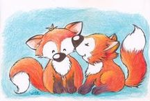 11 ◖|◔◡◉|◗ Fox & Foxy / Füchse, Fuchs, Fox, Foxes, wundervolle rotbefellte Tiere <3