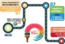 CIETE (Representación visual de la información) / Infografías del Diplomado Diseño y Producción de Contenidos Multimedia