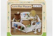 Sylvanian Families zabawka Kojec dla Dzieci / Wyjątkowe zabawki dla dzieci marki Sylvanian Families