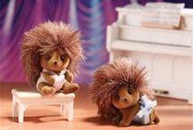 Sylvanian Families Bliźniaki Jeżyki / Wyjątkowe zabawki dla dzieci marki Sylvanian Families