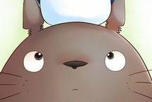 06 となりのトトロ   ~(‾⌣‾~)  (Totoro + Ghibli) / ⋋╏ ❛ ◡ ❛ ╏⋌ ~(‾⌣‾~)  ૮(˳❛ ⌔̫ ❛˳)ა ٩| ര ‿ ര |╯