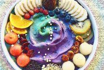 Healthy bowl / Smoothie bowl | poké bowl