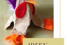 DIY zu Ostern + Frühling / DIY, Ideen, Rezepte, Anleitungen und mehr. Kreatives zu Ostern und für den Frühling.