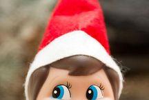 Elf On The Shelf. / by Schnauz Dog Life