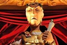 Le Défi de César - Parc Asterix (France) / Photos de l'attraction Le Défi de César située au Parc Asterix (France). Plus d'information sur notre site http://www.e-coasters.com !! Tous les meilleurs Parcs d'Attractions sur un seul site web !!