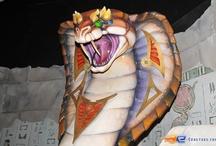 Challenge of Toutankhamon - Walibi Belgium (Belgique) / Photos de l'attraction Challenge of Toutankhamon située à Walibi Belgium (Belgique). Plus d'information sur notre site http://www.e-coasters.com !! Tous les meilleurs Parcs d'Attractions sur un seul site web !!