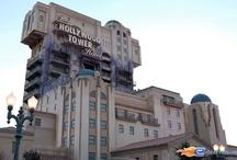 Hollywood Tower Hotel - Disneyland Paris (France) / Photos de l'attraction Hollywood Tower Hotel (Tower Of Terror) située à Disneyland Paris (France). Plus d'information sur notre site www.e-coasters.com !! Tous les meilleurs Parcs d'Attractions sur un seul site web !!