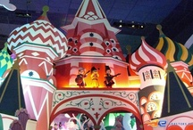It's a Small World - Disneyland Paris (France) / Photos de l'attraction It's a Small World située à Disneyland Paris (France). Plus d'information sur notre site www.e-coasters.com !! Tous les meilleurs Parcs d'Attractions sur un seul site web !!