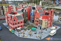 Lego Miniland - Legoland Deutschland (Allemagne) / Photos de l'attraction Lego Miniland située à Legoland Deutschland (Allemagne). Plus d'information sur notre site http://www.e-coasters.com !! Tous les meilleurs Parcs d'Attractions sur un seul site web !!