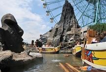 Raratonga - Mirabilandia (Italie) / Photos de l'attraction Raratonga située à Mirabilandia (Italie). Plus d'information sur notre site http://www.e-coasters.com !! Tous les meilleurs Parcs d'Attractions sur un seul site web !!