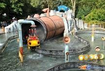 Splash Battle - Walibi Holland (Pays-Bas) / Photos de l'attraction Splash Battle située à Walibi Holland (Pays-Bas). Plus d'information sur notre site www.e-coasters.com !! Tous les meilleurs Parcs d'Attractions sur un seul site web !!