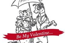 Be My Valentine / O amor, quando se revela, Não se sabe revelar. Sabe bem olhar p'ra ela, Mas não lhe sabe falar.  [Fernando Pessoa]