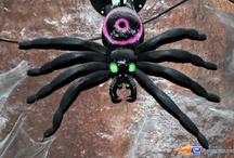La Cueva de las Tarantula - Parque de Atracciones Madrid (Espagne) / Photos de l'attraction La Cueva de las Tarantula situé à Parque de Atracciones Madrid (Espagne). Plus d'information sur notre site http://www.e-coasters.com !! Tous les meilleurs Parcs d'Attractions sur un seul site web !!