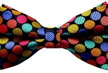 Brighten up your mans wardrobe / A range of brightly coloured accessories to brighten up your mans wardrobe.