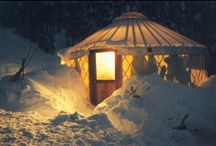 Yurts Round the Earth / by Denise Chambers