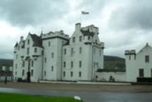 Scottish Castles & Monuments / Built Heritage & Prehistoric Sites. All photos taken by George Martin.