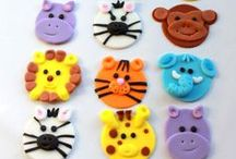 Toppers, All Occasions / Cake toppers for all holidays, birthdays, religious events, etc. / by Therese Scribner