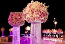 Wedding - Centerpieces / by Therese Scribner