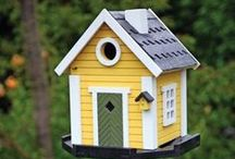 Birdhouses / by Therese Scribner